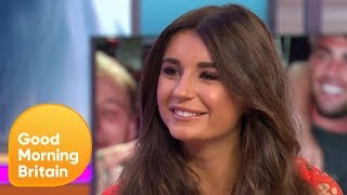 Love Island's Dani Dyer: Dad Thought I'd Only Last Half an Hour | Good Morning Britain