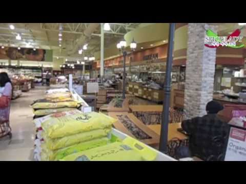 Travel and Explore Atlanta Super H Mart in Koreatown Duluth, GA