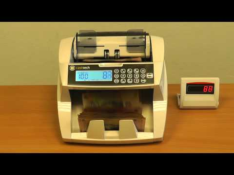 Cashtech 3500 Money Counter