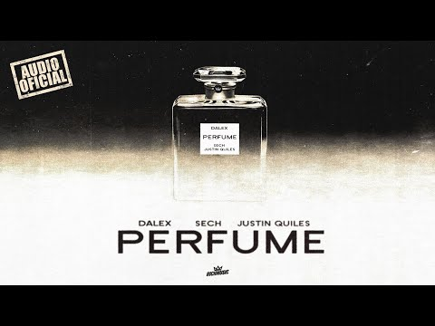 Dalex - Perfume ft. Sech, Justin Quiles (Audio Oficial)