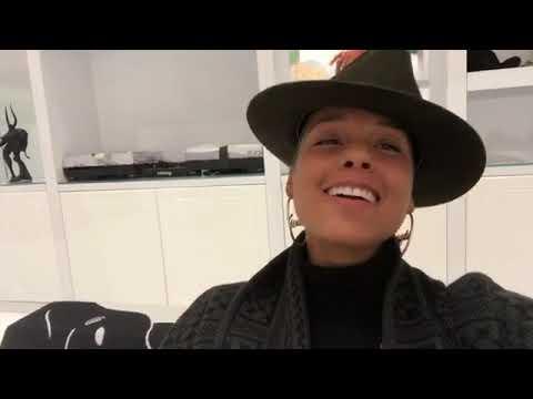 Alicia Keys - Unthinkable A Capella Live Stream
