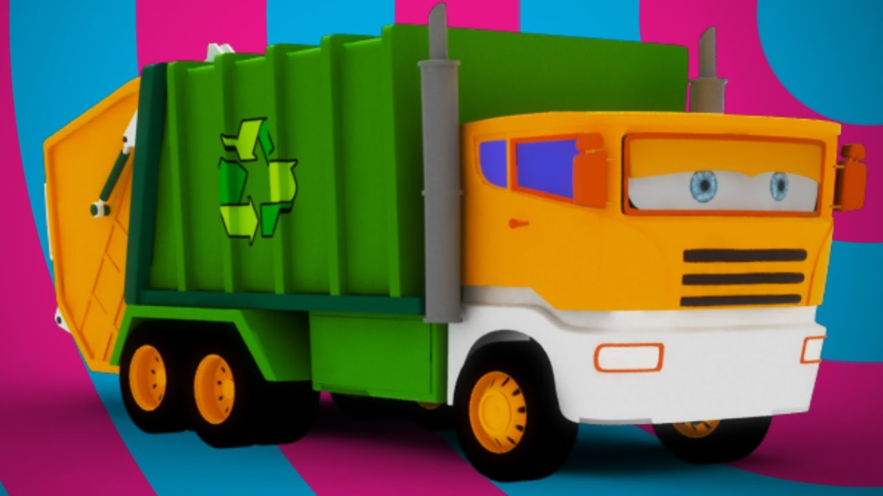 Garbage Truck For Kids