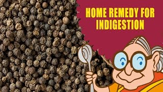 Indigestion - Natural Ayurvedic Home Remedies - Acid Reflux [Acidity] - Reduce Heartburn