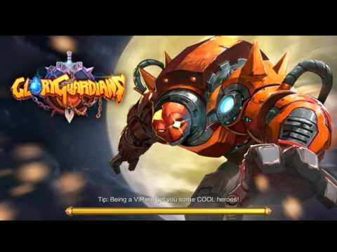 Glory Guardians-3D Gameplay IOS / Android