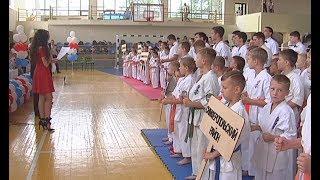 Открытое первенство Крыма по кёкусин кан карате до 2017