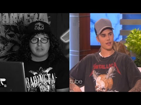 Justin Bieber Ruins Metal - The Smart Metal Show (Ep. 1) | MetalSucks