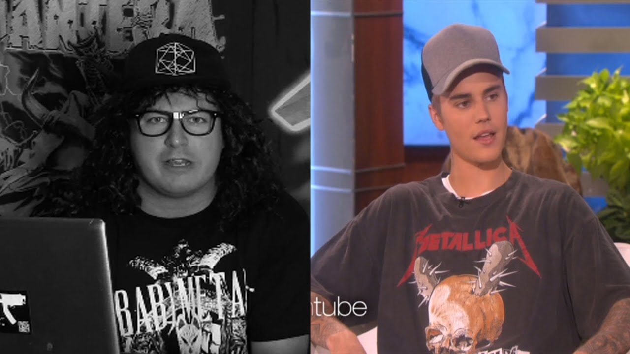 Justin bieber fans vs metal head dating sites
