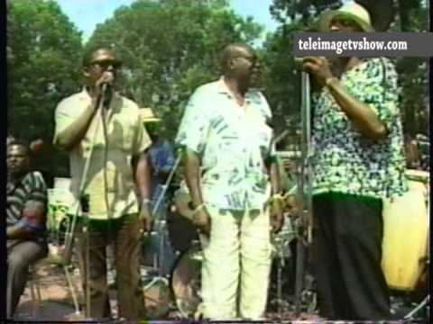 COUPE CLOUE LIVE SUMMER 1990 IN QUEENS NEW YORK