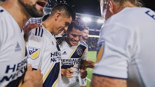 Match In A Minute: LA Galaxy 3, Minnesota United 2