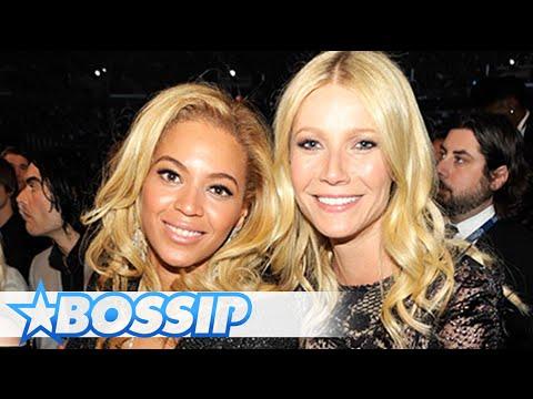Jay-Z & Beyoncé's Besties, Gwyneth Paltrow & Chris Martin Separate   BOSSIP