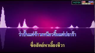 เสี่ยวอีสาน คนด่านเกวียน MIDI THAI KARAOKE HD