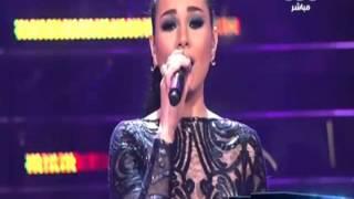 Hanan Lakhdar Prime 16 song star ac 11 اغنية حنان لخضر في البرايم الاخير من ستار اكاديمي