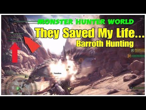 S.O.S. for an Amazing Team in Monster Hunter World thumbnail