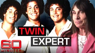 Professor Nancy Segal on the incredible bond between twins and triplets | 60 Minutes Australia
