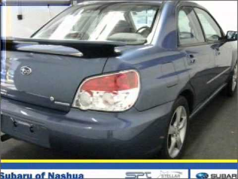 2007 subaru impreza sedan in hudson nh youtube. Black Bedroom Furniture Sets. Home Design Ideas