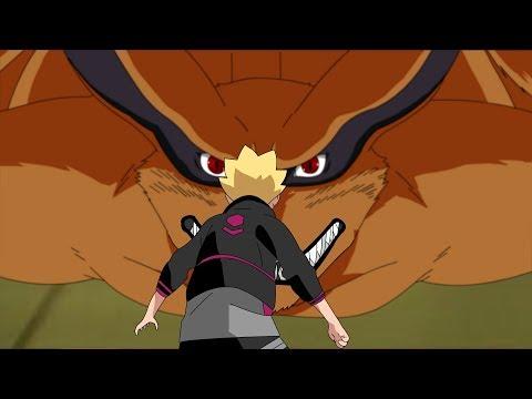 Boruto Meets Kurama For The First Time! Boruto: Naruto Next Generation Fan Animation