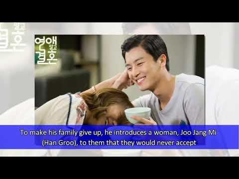 yeon woo jin pemain drama marriage dating not without