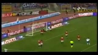 Roma vs Sampdoria Serie A 2010 Matozap.com