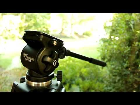 Weifeng WF717 Tripod Review + Test Footage