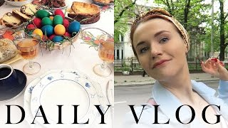 Buzau de Paste Daily Vlog