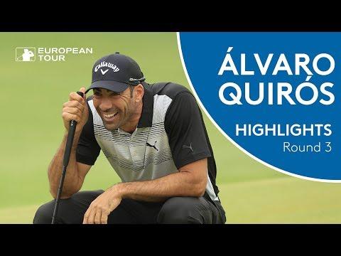 Álvaro Quirós Highlights | Round 3 | 2018 Trophée Hassan II
