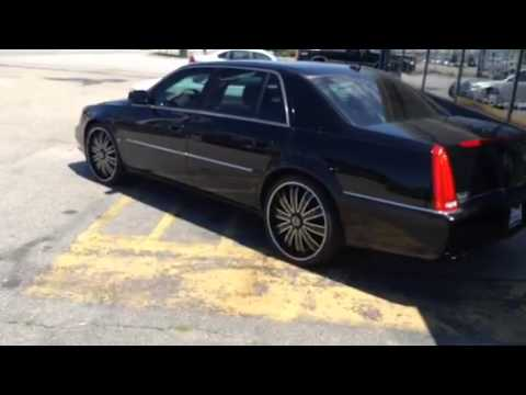 Cadillac Dts 2007 Rimtyme Custom Wheel And Tire Colonial