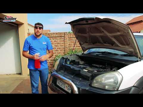 How to wash your car's engine