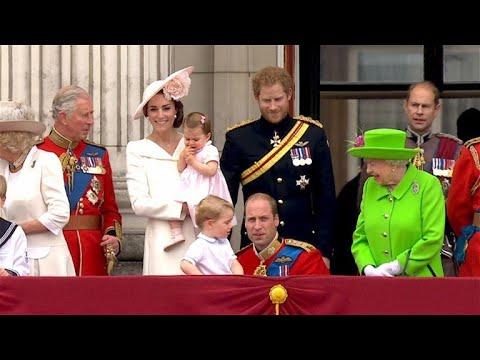 Zuwachs bei den Royals - Herzogin Kate bringt Sohn zur Welt