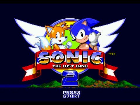 Sonic - The Lost Land 2 - Walkthrough