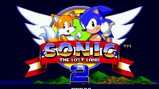 Sonic - The Lost Land 2 - Walkthrough