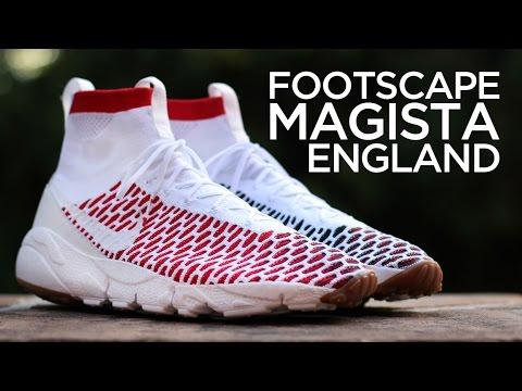 buy online 182d5 3c126 Closer Look  Nike Air Footscape Magista SP -