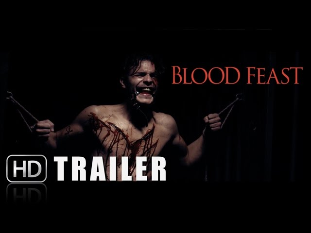 Blood Feast Trailer (2016) - Official Remake