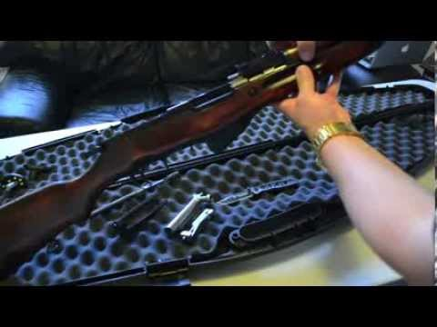 Russian SKS How To Takedown & Cosmoline Surplus Ammo Clean Canada
