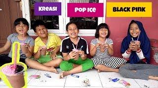 Download Kreasi Pop Ice Black Pink || drama anak bikin Pop ice Blackpink