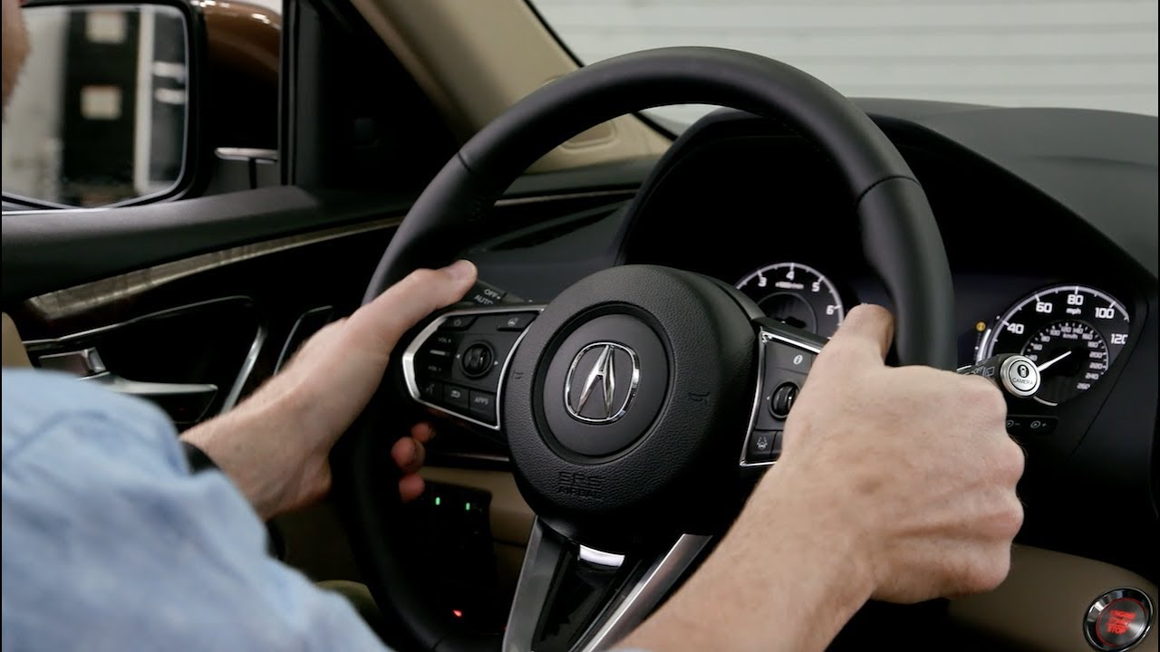 2019 Rdx Steering Wheel Review