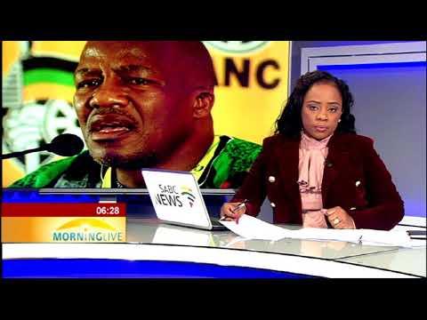 ANC chief whip Jackson Mthembu on the removal of Dr Makhosi Khoza