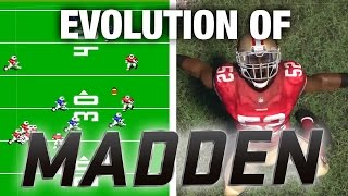 The Evolution of Madden in a 2 Minute Drive