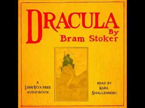Dracula by Bram Stoker | Full Audiobook | Subtitles | Part 2 of 2