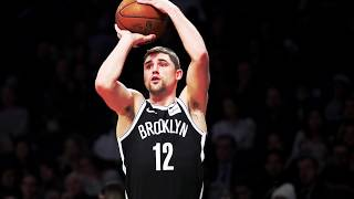 Joe Harris exclusive | On-court masterclass | GiveMeSport
