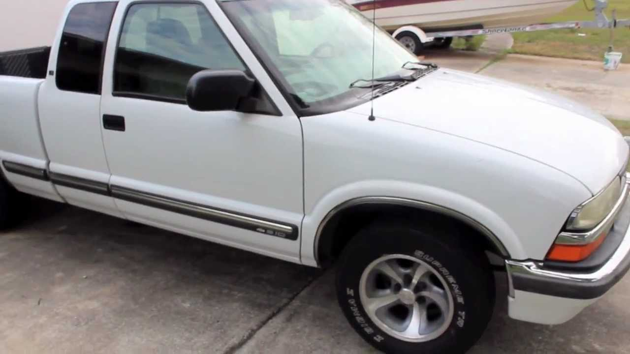 All Chevy 2003 chevy s10 sale : 2000 Chevrolet S10 LS 3 Door Long Bed *For Sale* - YouTube