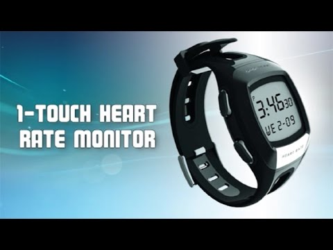 Sportline S7 Any Touch Heart Rate Monitor Watch