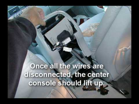 Diy How To Repair Fix Replace Stuck Mercedes Shifter