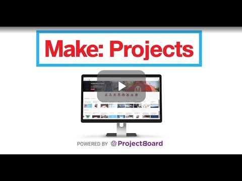 Make: & Engineering.com launch Make: Projects