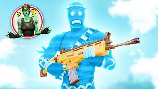 The INVISIBLE GLITCH in Fortnite