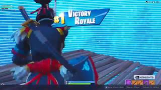 Free win for Kike? - Fortnite Battle Royal