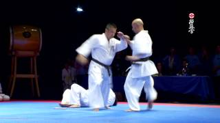 Kyokushin Karate US Weight Category 2015 Los Angeles, California / Sunday, Jan 25, 2015