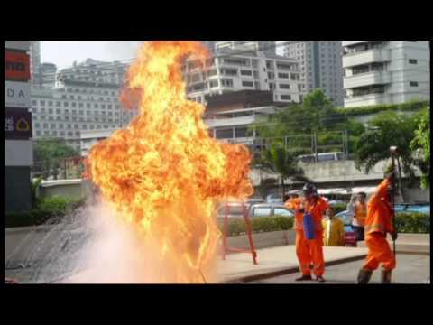 ฝึกซ้อมดับเพลิงขั้นต้น, ฝึกซ้อมดับเพลิงและหนีไฟ