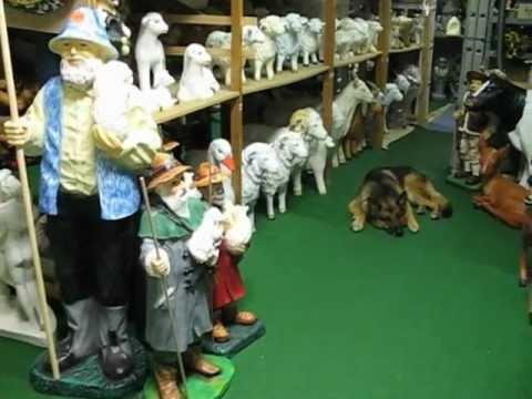Witzige figuren gartenfiguren tiere oma und opa ect youtube for Gartenfiguren tiere kunststoff