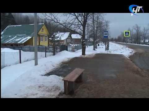 Cитуацию, возникшую в одном из автобусов в Новгородском районе, обсудили на заседании правительства