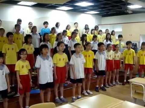 1030527金華國小合唱團的天籟之音 - YouTube